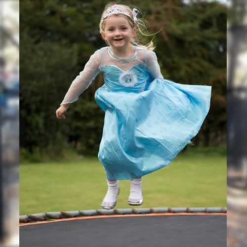 inflatable game for children